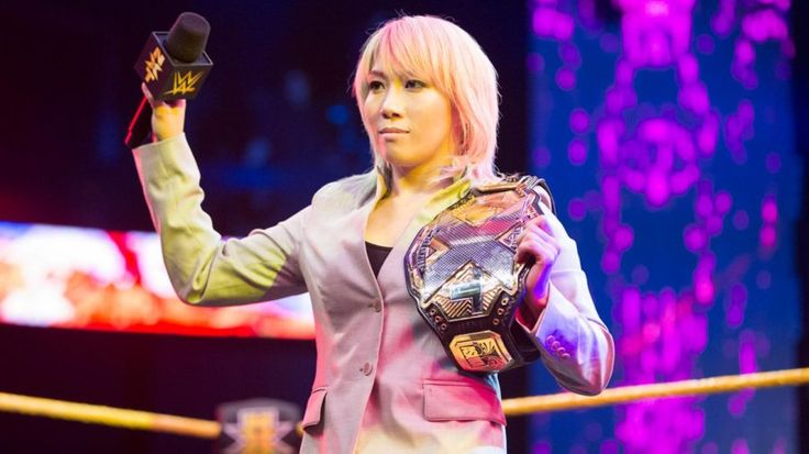 During the WWE Kickoff show, they aired another teaser for former NXT Women's Champion Asuka. At the end of the video, a graphic popped up on the screen to let the fans know that she would be appearing at the WWE TLC: Tables, Ladders and Chairs. As first noted last month by Pro Wrestling Sheet …
