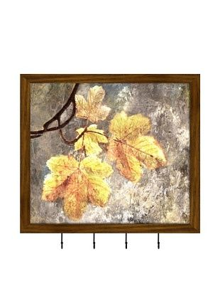 65% OFF PTM Images Sycamore Leaves Key/Jewelry Organizer, Natural