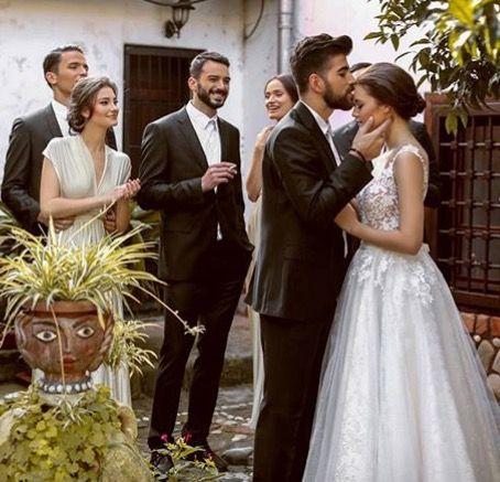 "Our dress in the Albanian wedding magazine ""Ti Sprosi""  #tinavalerdi #tenderness #nudeperfection #weddingdress #weddingfashion #weddingday #bride #design #collection #style #nude #manufacturer #wholesale #spain #minimalism #refinement #elegance #charming"