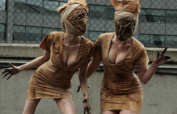 silent hill nurse costume | The 10 Sexiest Gamer Girl Costumes Youll See This Halloween | Complex