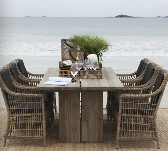 For my beach house. STYLIZIMO BLOG: Outdoor furniture