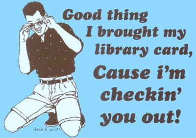 I need a man that reads.. does Nashville have an awesome library?