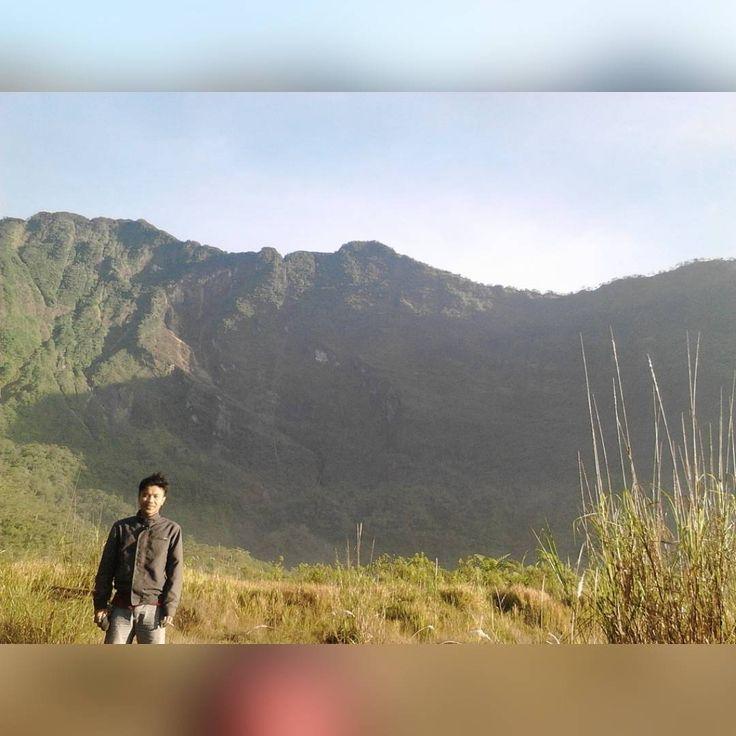 """""""Kawah galunggung #mountain #nature #exploretasikmalaya #galunggung"""""""