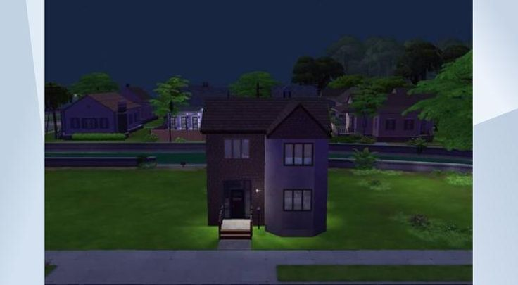 Bekijk deze kavel in de galerie van De Sims 4! - it's a starter home with one bathroom and one bedroom, on a 20x15 lot the house is 19.186 simollions.