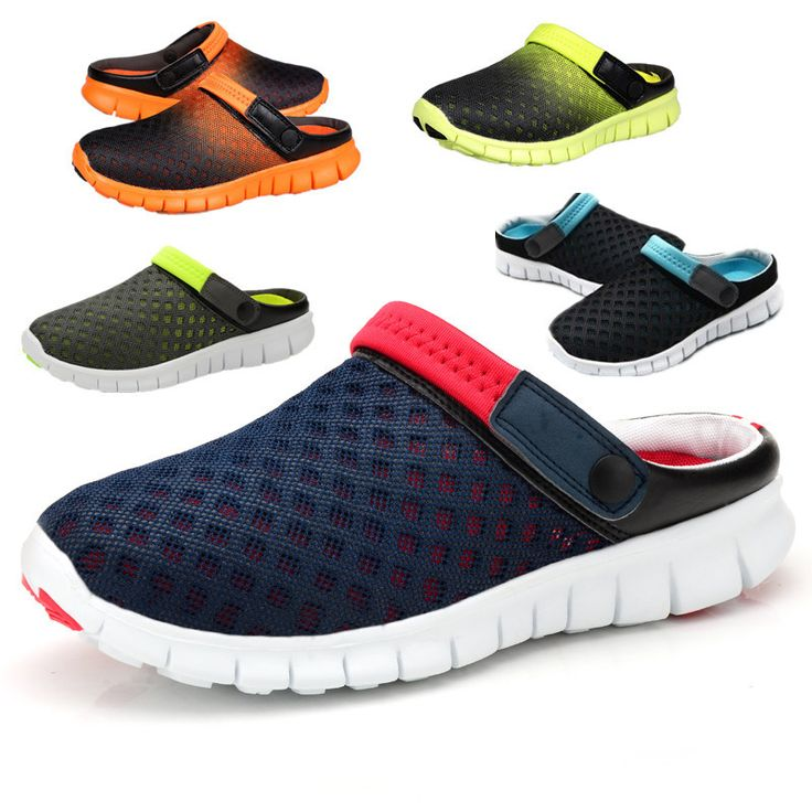 $26.95 (Buy here: https://alitems.com/g/1e8d114494ebda23ff8b16525dc3e8/?i=5&ulp=https%3A%2F%2Fwww.aliexpress.com%2Fitem%2FMen-sandals-shoes-breathable-comfort-sandals-2016-fashion-sandal-men-summer-classic-hole-shoes-men%2F32615524365.html ) Men sandals shoes breathable comfort sandals 2016 fashion sandal men summer classic hole shoes men  for just $26.95