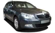 Viel Platz, günstig und mit knapp 6 Litern sehr sparsam: Der Octavia Combi ist als Dieselversion das perfekte Familienauto.