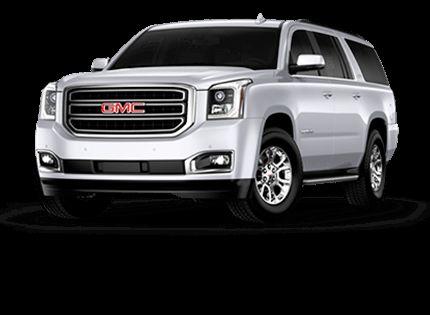 New GMC Yukon Full-Size SUV