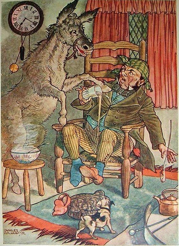 Aesops in rhyme book 1823