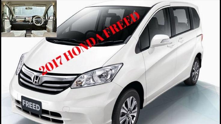 New Honda Freed Muncul Dengan Berbagai Kelebihan Terbaru!! INi lho Spesi...