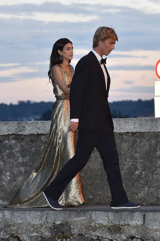 Christian de Hannover, hijo que tuvo Ernesto de Hannover con su primera mujer, se ha comprometido con Alessandra de Osma. La boda se celebrará el año que viene.
