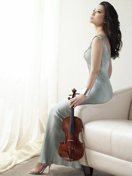 Sarah Chang. Favorite Violinist