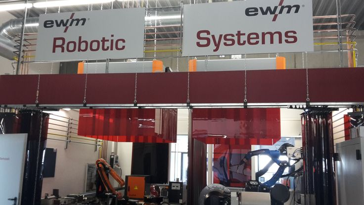 EWM Welding Innovation Center Ulm am 18 Juni 2016 Vorführungen Ausstelle...