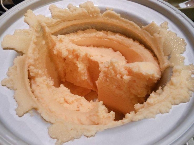 Creamy Vegan Cantaloupe Sorbet | sweet treats | Pinterest