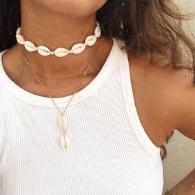Bijoux fantaisie femme tendance: Collier fantaisie tendance 2019
