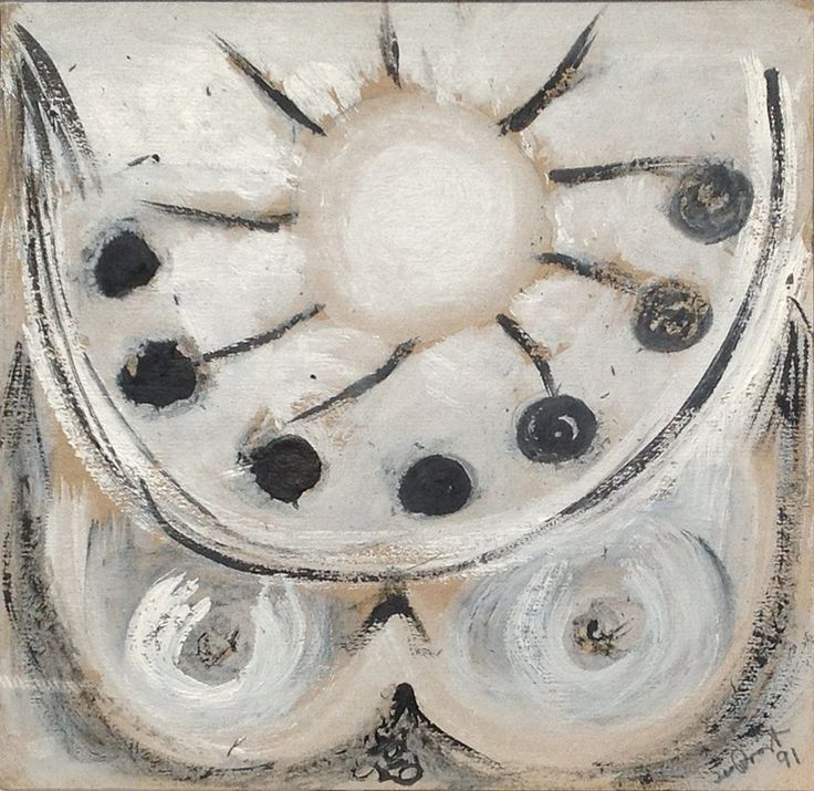 Vanessa Clewes Salmon | Modern & Contemporary Art | Sir Terry Frost RA (1915-2003) - Black Olives Round the Sun