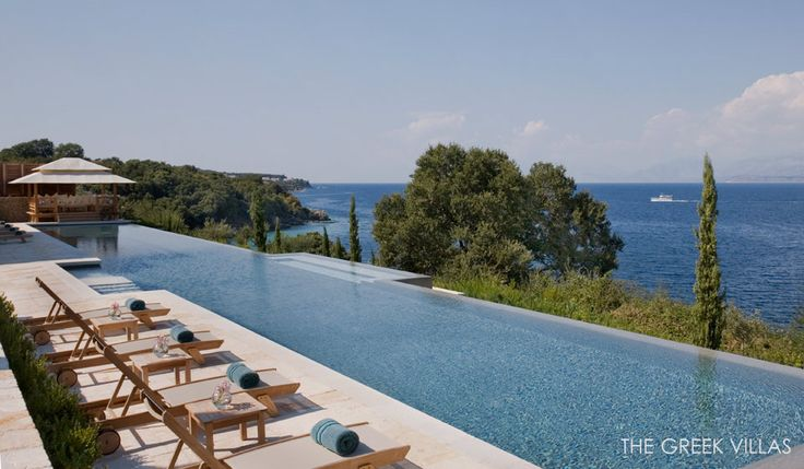 Corfu Luxury Villas, Luxury Villa rentals in Corfu , Gaia Estate, Ionian Islands, Greece
