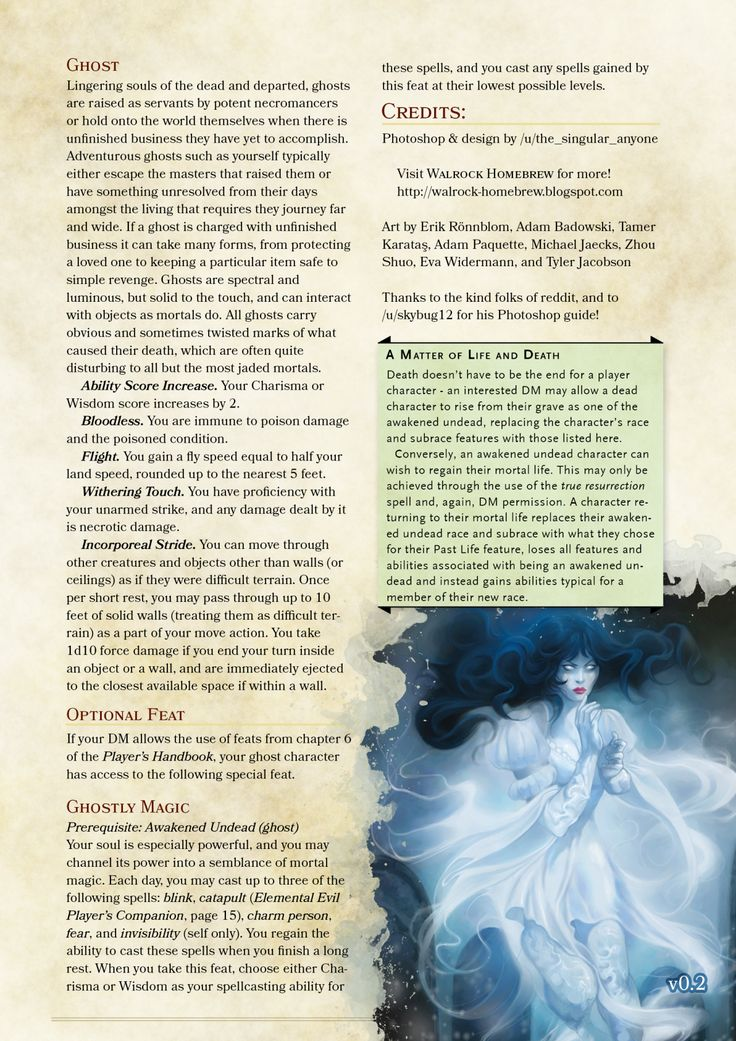 Dnd Undead Race Related Keywords & Suggestions - Dnd Undead