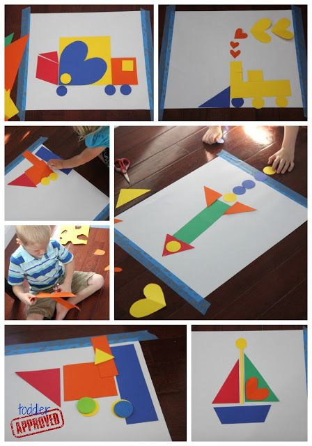 Toddler Approved!: Shape Activities for Preschoolers (Away We Go! Review and Giveaway) #sponsored