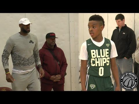 LeBron James Jr., 11, has offers from Kentucky, Duke: report - NY Daily News