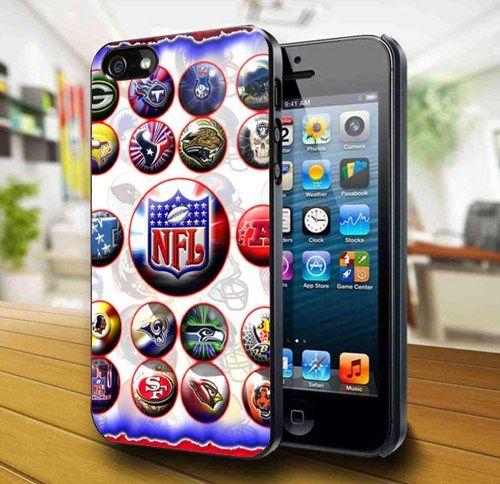 NFL Team iPhone 5 Case    | kogadvertising - Accessories on ArtFire