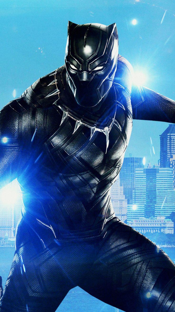 Black Panther | Black panther, Black panther marvel, Superhero
