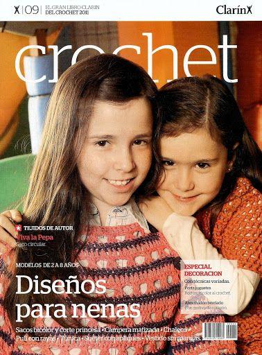 Clarín Crochet 2011 Nº 09 - Melina Crochet - Álbuns da web do Picasa