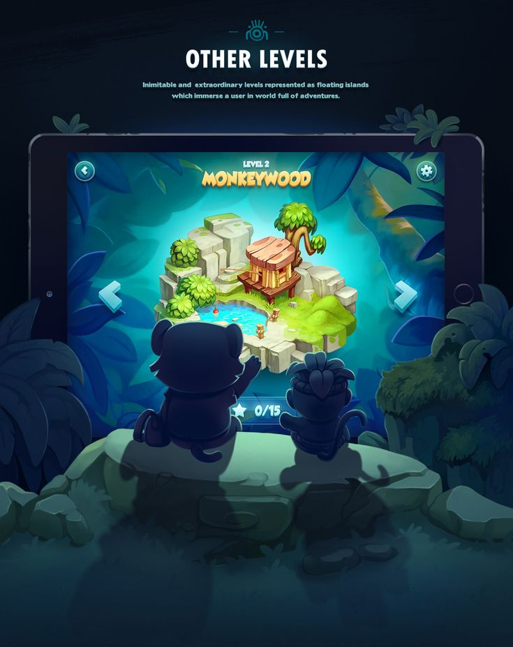Treasure Hunter - Game Art on Behance