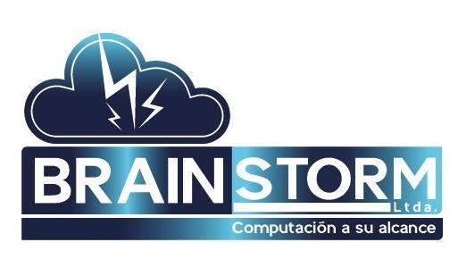 Logotipo para empresa de computación.