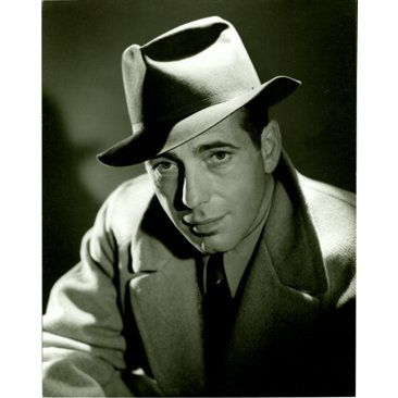 Check out this item at One Kings Lane! Humphrey Bogart by George Hurrell