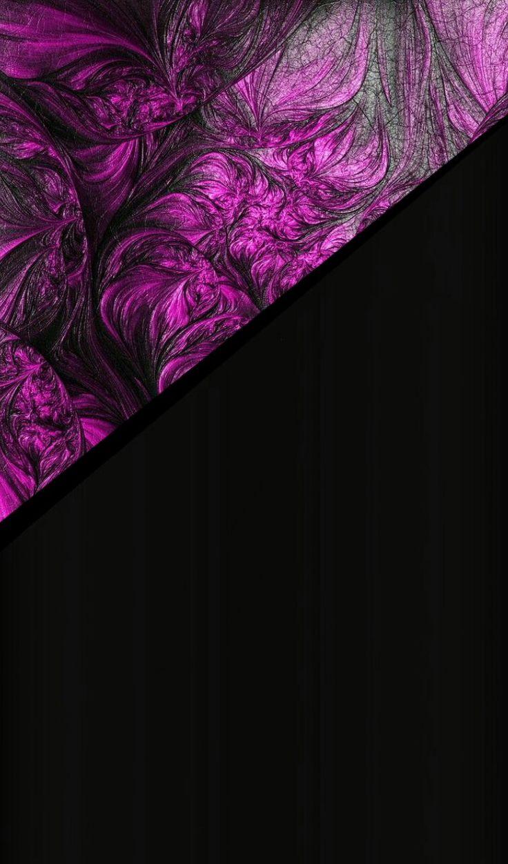 113 best pink & black wallpaper images on pinterest | background