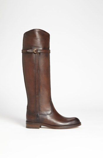 Gucci Tall Leather Boot   Nordstrom