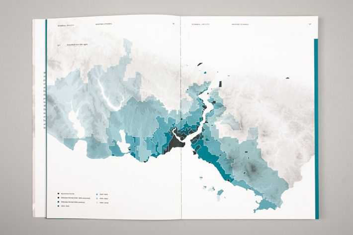 Mapping Istanbul by Project Projects