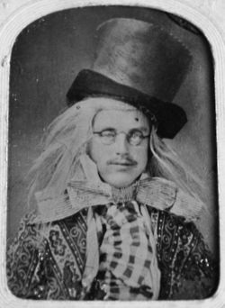 """Mad as a hatter"" In 18th and 19th century England, mercury was used in the production of felt.  Felt was used in the manufacture of hats. People who worked in hat factories were exposed daily to trace amounts of the metal that accumulated within their bodies. Some workers developed dementia caused by mercury poisoning."