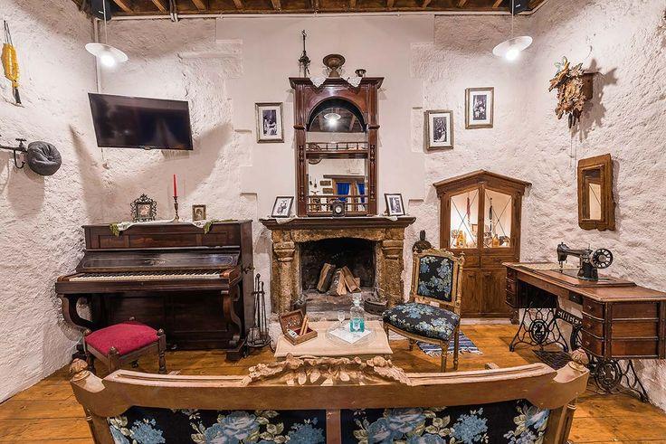 ΚΟΥΚΟΣ παραδοσιακό κατάλυμα Ρόδος - διακόσμηση δωματίου
