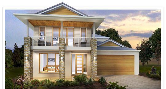 Metricon home designs the alto plantation facade visit for Metricon new home designs