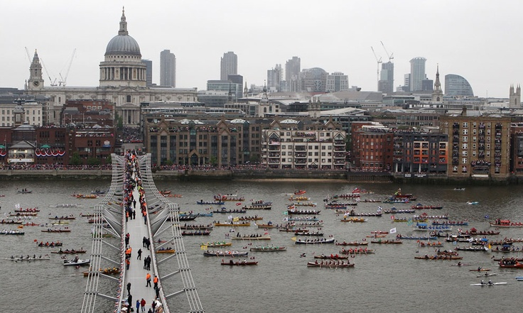 One of my favorite London views.  Wish I could have been there for Queen Elizabeth's Diamond Jubilee!
