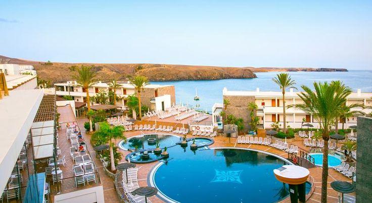 Sonnen auf Lanzarote: 7 Tage mit Flug, Transfer, Halbpension & 4-Sterne Hotel am Strand ab 415 € (All Inclusive ab 570 €) - Urlaubsheld | Dein Urlaubsportal