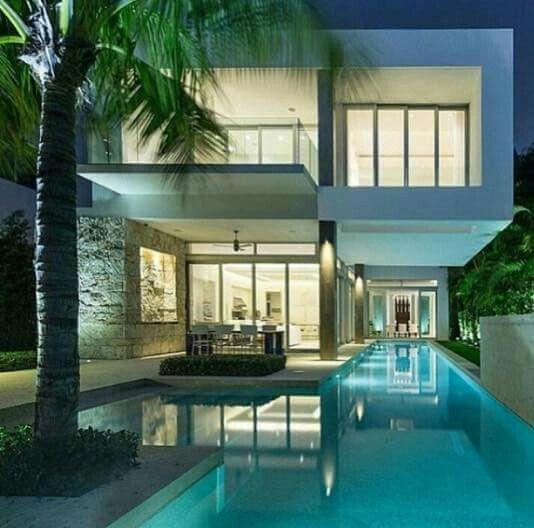Arquitetura, Casa Design Moderno, Casas Modernas, Casa Minimalista, Dream  Homes, Exótico, Bonita, Roupas, Bonito