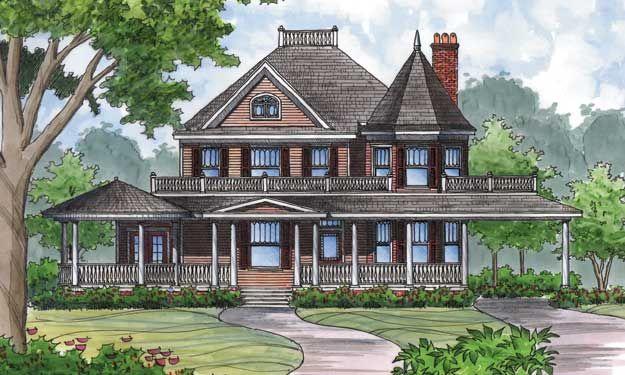 63 Best Victorian Home Plans Images On Pinterest