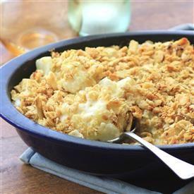 Cheesy Cauliflower Fennel Casserole [Noshing With The Nolands]
