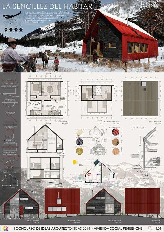 M s de 25 ideas fant sticas sobre laminas de presentacion Consejos para reformar una vivienda