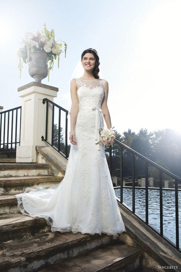Robe de Mariée 2015 Sincerity