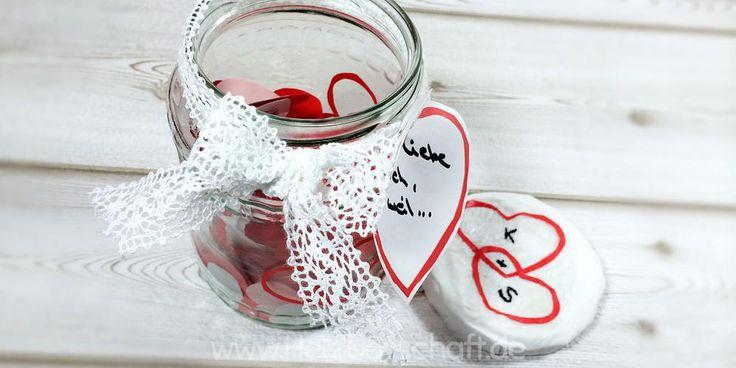 Romantische Liebesbriefe für ihn schreiben zum Valentins- oder Jahrestag