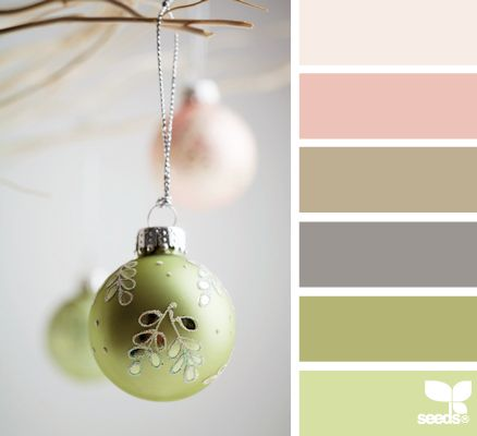 11 beautiful paint palettes for baby or kids rooms inspired by winter | BabyCenter Blog: