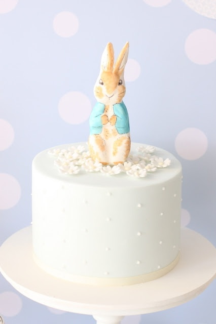 hello naomi: peter rabbit christening!