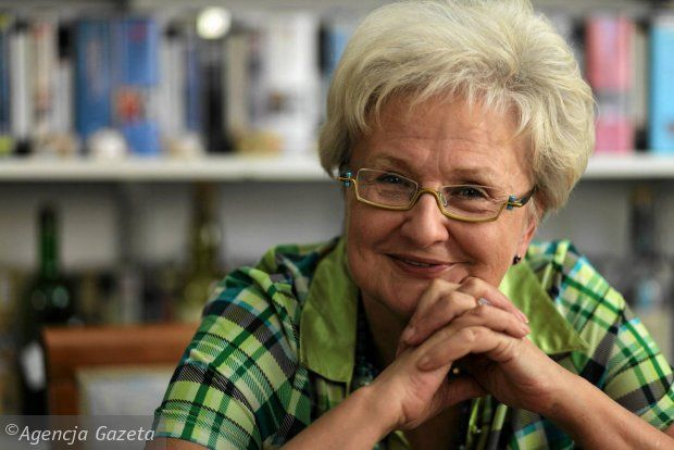 Rozmowa z prof. Ewą Łętowską