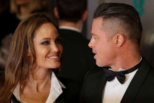 Angelina Jolie has faith, her religious beliefs recently reinvigorated by her latest film 'Unbroken', but Brad Pitt wavers in his beliefs about God.