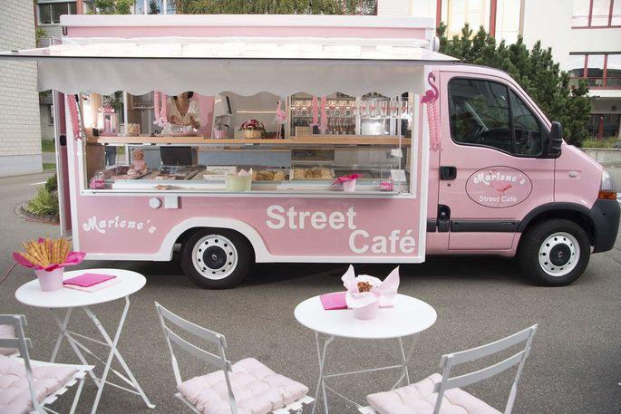 Die 12 coolsten Foodtrucks in der Schweiz – Perfekt als Catering für Ihre Hochzeit