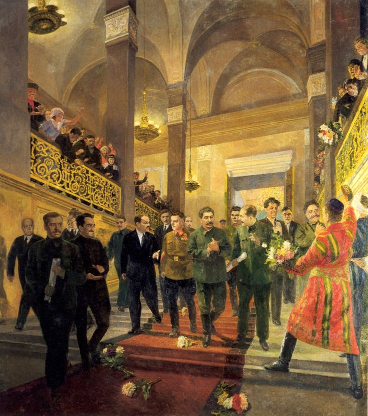 Politburo of the Central Committee of the Bolshevik Party ...