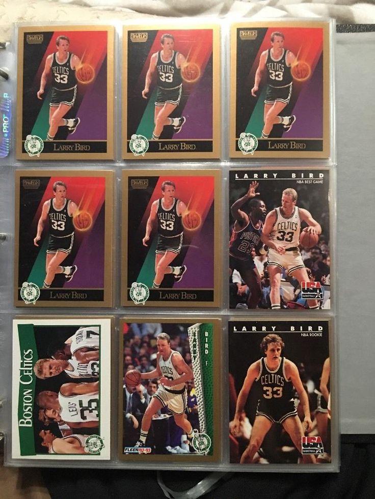 1992 USA Hoops Rookie Best Game Larry Bird Mix Lot of 9CARDS 1sheet | eBay